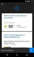 Cortana screenshot 2