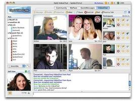 iSpQ VideoChat screenshot 2
