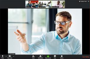 Zoom Cloud Meetings screenshot 7