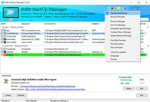 HiBit Startup Manager screenshot 3