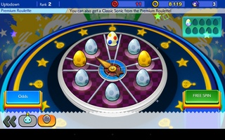 Sonic Runners Revival screenshot 6