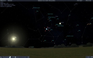Stellarium screenshot 12