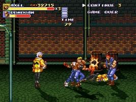 Streets of Rage Remake screenshot 2