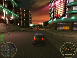 City Racing screenshot 2