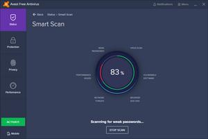 Avast Free Antivirus screenshot 2