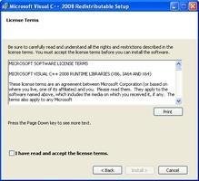 Microsoft Visual C Plus Plus screenshot 2