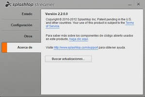 Splashtop Streamer screenshot 2