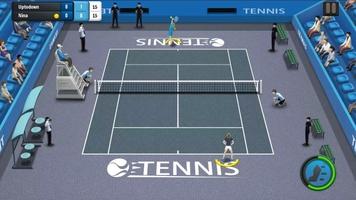 Pocket Tennis League screenshot 4