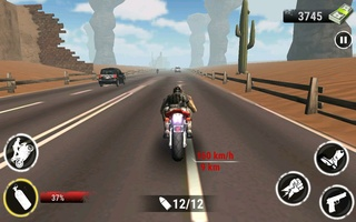 Highway Stunt Bike Riders screenshot 9