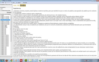 Biblia Portable screenshot 4
