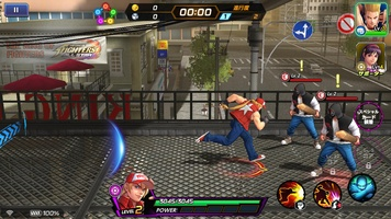 The King of Fighters ALLSTAR (Asia) screenshot 9