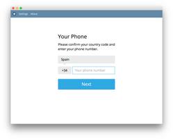 Telegram for Desktop screenshot 7