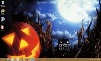 Trick or Treat Windows Theme screenshot 2