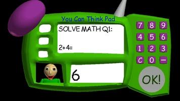Baldi's Basics in Education and Learning screenshot 3