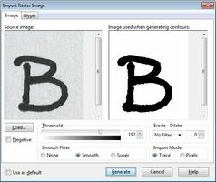 FontCreator screenshot 6
