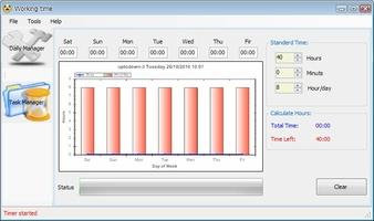 Working Time screenshot 3