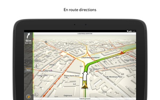 Yandex.Navigator screenshot 10