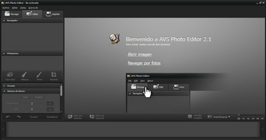 AVS Photo Editor screenshot 2