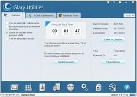 Glary Utilities screenshot 4
