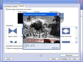 Microsoft Photo Story screenshot 5