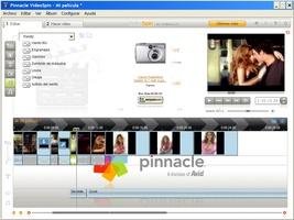Pinnacle VideoSpin screenshot 2