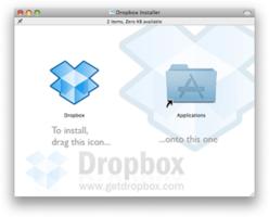 Dropbox screenshot 3