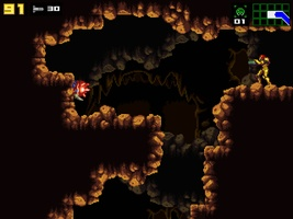 AM2R (Another Metroid 2 Remake) screenshot 3