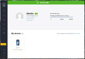 AirDroid screenshot 3