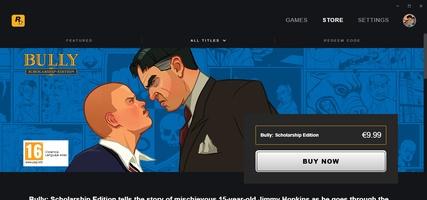 Rockstar Games Launcher screenshot 8