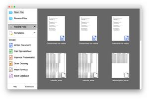 LibreOffice screenshot 12