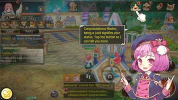 Crown Four Kingdoms screenshot 4