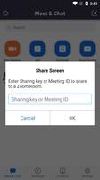 ZOOM Cloud Meetings screenshot 4