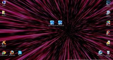 Space Journey 3D screenshot 3