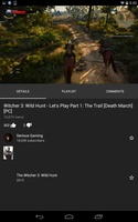 YouTube Gaming screenshot 6