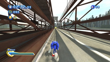 Sonic Generations Unleashed Project screenshot 5