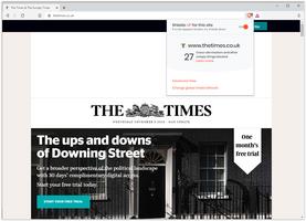 Brave Browser screenshot 5