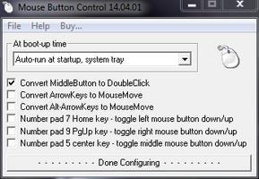 Mouse Button Control screenshot 2