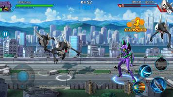 Evangelion: Dawn Break (Asia) screenshot 4