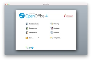 OpenOffice screenshot 2