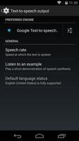 Google Text-to-Speech screenshot 5