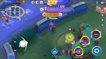 Pokémon UNITE screenshot 5
