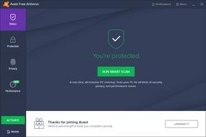 Avast Free Antivirus screenshot 4
