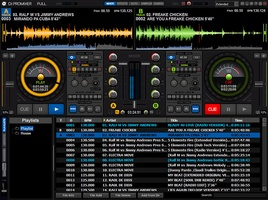 DJ ProMixer screenshot 2