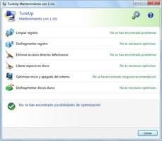 TuneUp Utilities screenshot 5