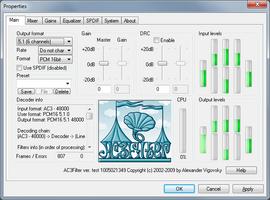 AC3Filter screenshot 4