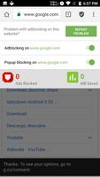 Free Adblocker Browser screenshot 4