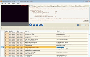 Easy Subtitles Synchronizer screenshot 2