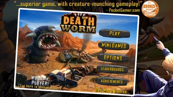 Death Worm Free screenshot 6