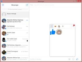Messenger for Desktop screenshot 5