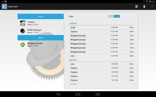 Super user screenshot 3